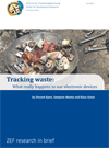 Tracking waste: What really happens to our electronic devices