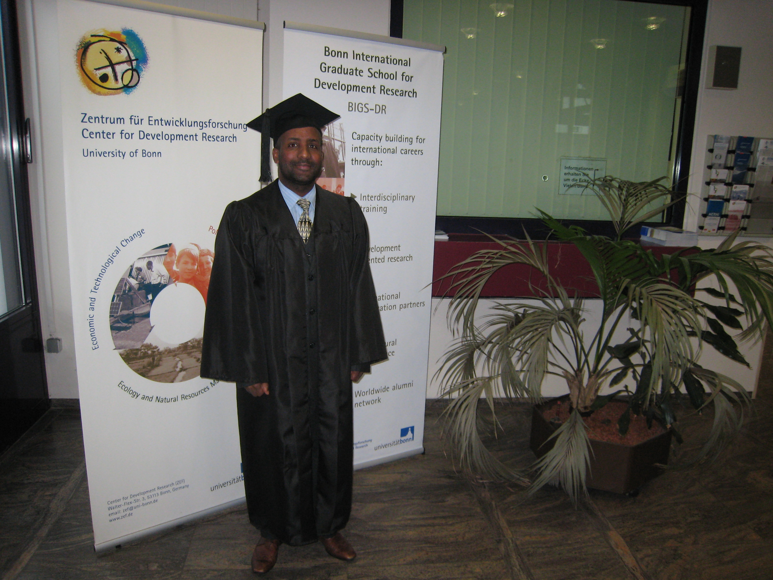 Doctoral thesis rural development