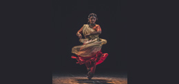 Photo of the week - Traditional Dancer in India