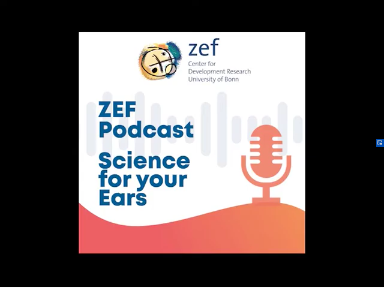 "ZEF Podcast #1: A ""One Health"" Perspective on the Pandemic"