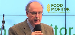 Food Monitor Launch at the International Green Week in Berlin