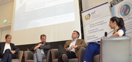 Sustainable Food – Local Solutions to Global Problems? Panel discussion co-organized by ZEF's Right Livelihood Campus
