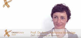 Latest Video - Interview with Prof. Dr. Hornidge