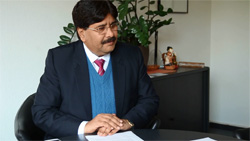 Interview with: Prof. Dr. Rai Niaz Ahmad (Vice Chancellor Arid Agriculture University, Rawalpindi)