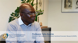 Interview with Prof. Felix Asante